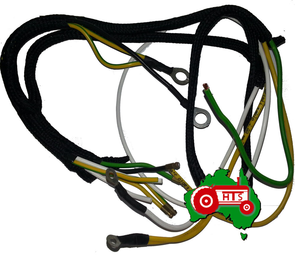 Tea 20 Tractor Wiring Diagram Bolens G174 For Sale Lights On A Massey Ferguson Te20 Furthermore Tea20 As Well To20 12 Volt Tractorshed Com Along With Lucas Lighting