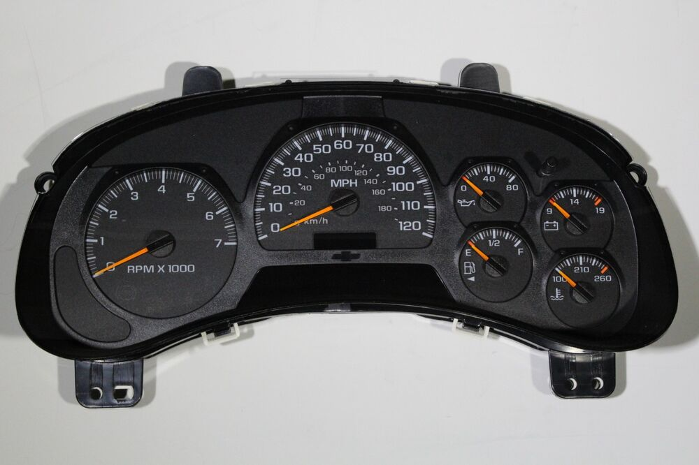 Chevrolet Cavalier 1997 Instrument Cluster Wiring Diagram All About