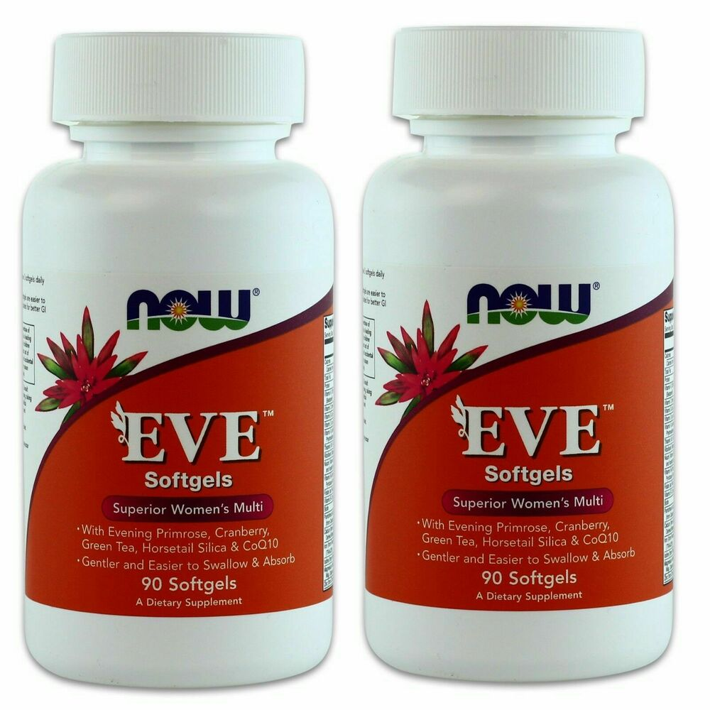 now foods eve women s multivitamin mineral 90 sgels superior