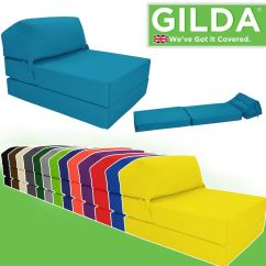 Children S Fold Out Sofa Chair Pottery Barn Basic Cushions Single Bed Z Guest Futon Chairbed ...