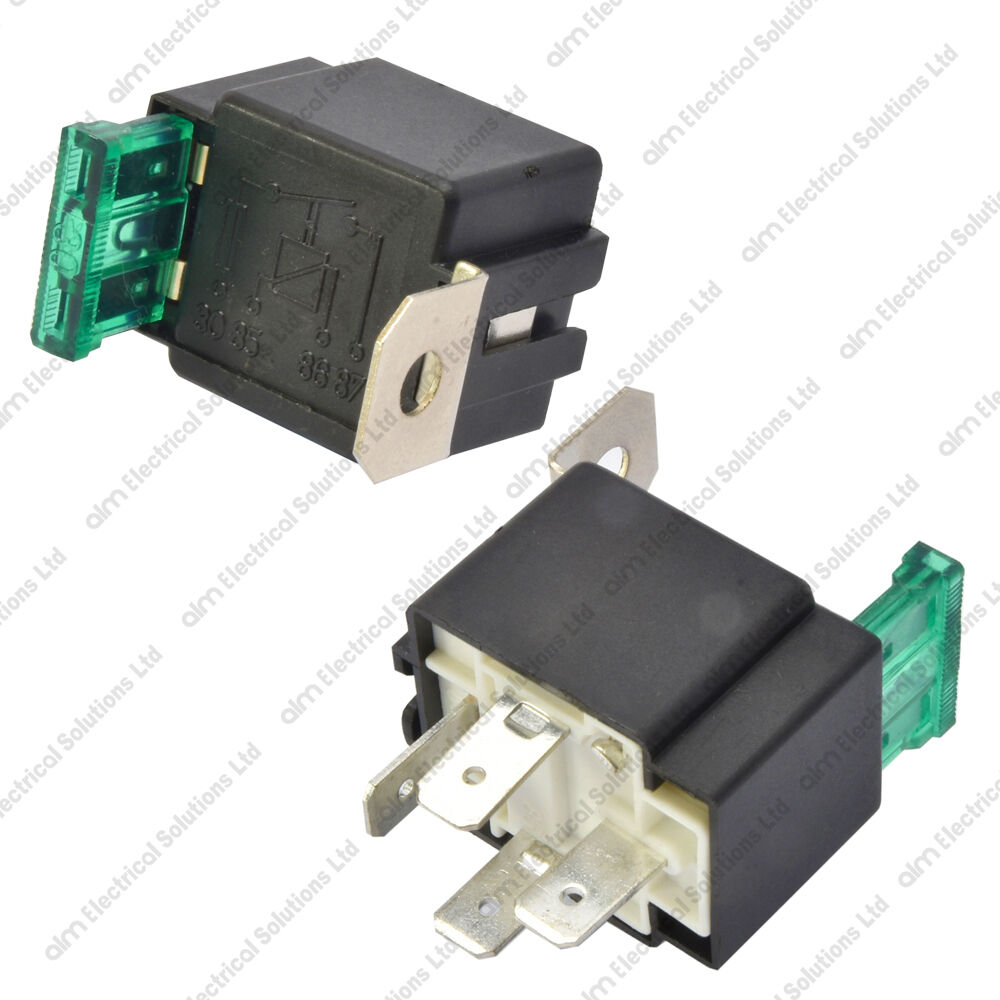 12v Relay Switch Voltage
