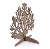 Wooden Jewelry Tree / Earring Holder / Jewelry Stand ...