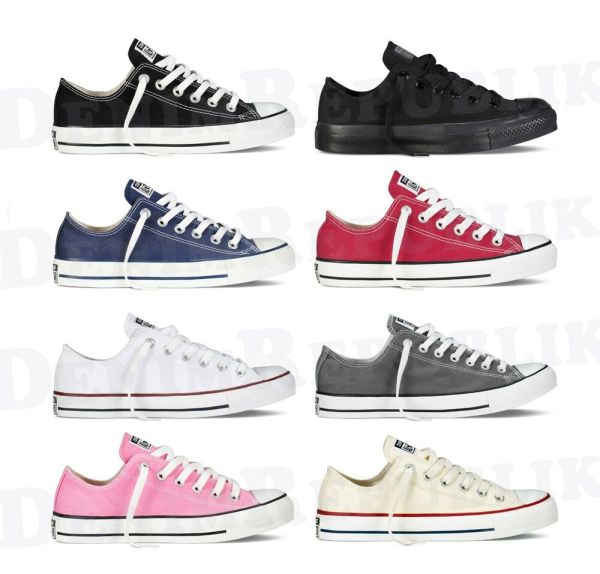 CONVERSE ALL STAR Chuck Taylor Ox Low Top Shoes Unisex