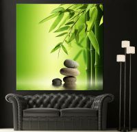 Wall Art Canvas Giclee Print Spa Zen Colorful Picture ...