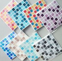 Self Adhesive Mosaic Tile Stickers Transfers Transform ...