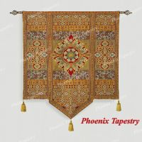 Moroccan Style I Fine Art Tapestry Wall Hanging, Cotton ...