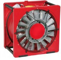 "INDUSTRIAL 16"" Portable Smoke Exhaust Fan Ejector"