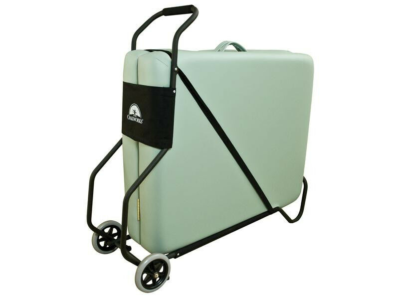 Oakworks Table Cart for Portable Massage  Spa Tables