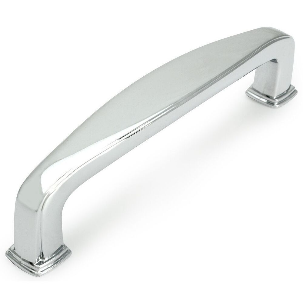 Cosmas Cabinet Hardware Polished Chrome Handle Pulls