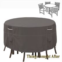 Cover Small Patio Table & Chair Set Outdoor