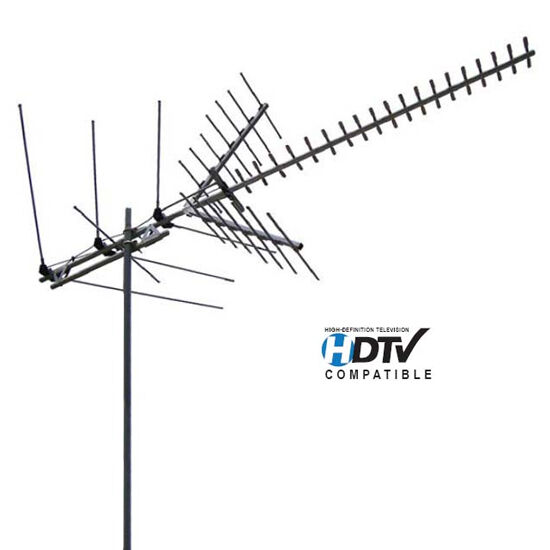 Channel Master 2020 HDTV VHF High/UHF Antenna CM2020 41