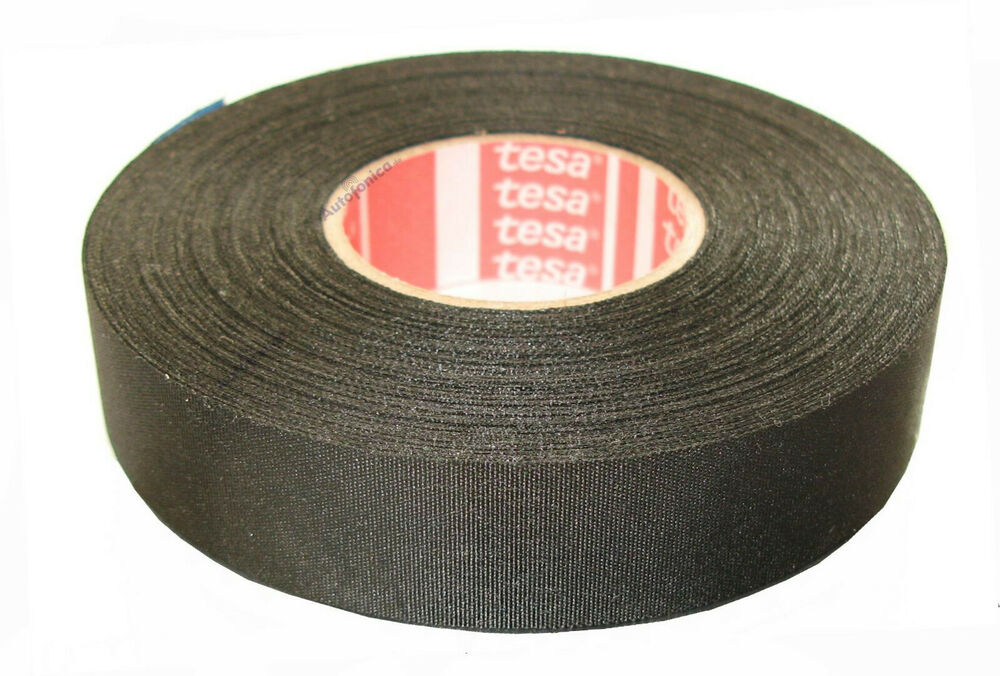Adhesive Tape Cloth Wiring Loom Harness On Vintage Electrical Wiring