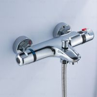 Thermostatic Mixing Valve For shower Faucet Automatic ...