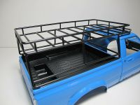 Custom made Metal Cargo Roof Rack Tamiya 1/10 RC Toyota ...