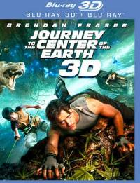 Journey to the Center of the Earth ( Blu-ray Disc, 2012 ...