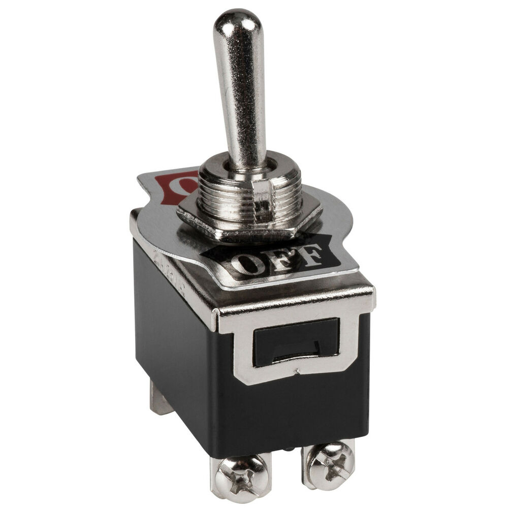 hight resolution of dpst heavy duty toggle switch ebay carling rocker switch wiring diagram