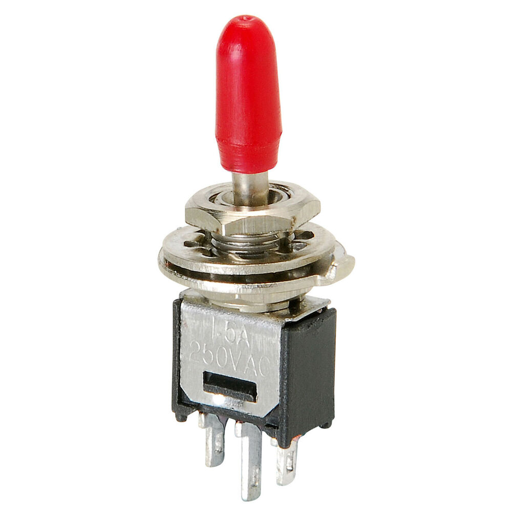 hight resolution of spdt sub mini toggle switch center off ebay spdt toggle switch wiring diagram spdt toggle switch