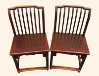A Pair Chinese Wood Chair Qing Dynasty | eBay