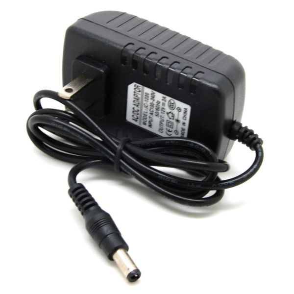 12v 2000ma 2a Power Ac Dc Adapter Converter Transformer Charger 100-240v