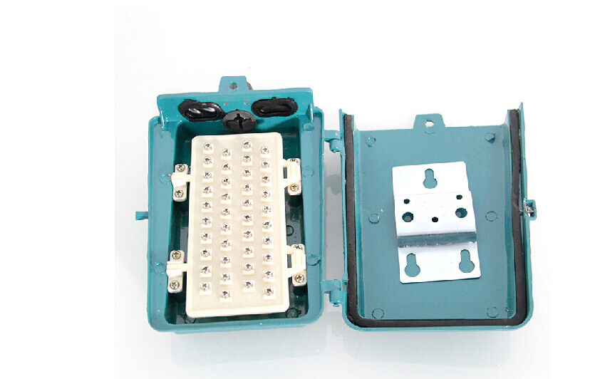 Home Telephone Wiring Junction Box