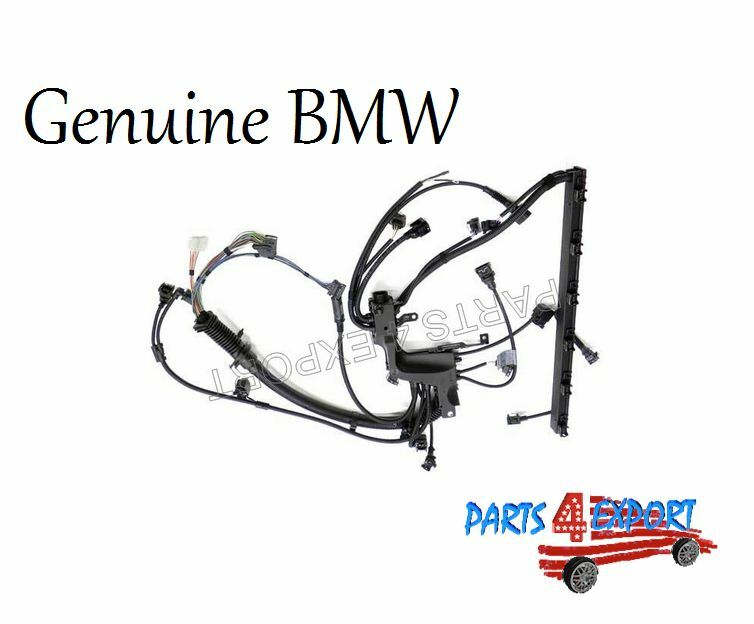 Genuine BMW E46 Engine Wiring Harness For Engine Module