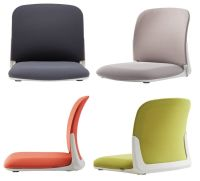 Ergonomic Floor Chair Folding Tatami Legless Seat for Low ...