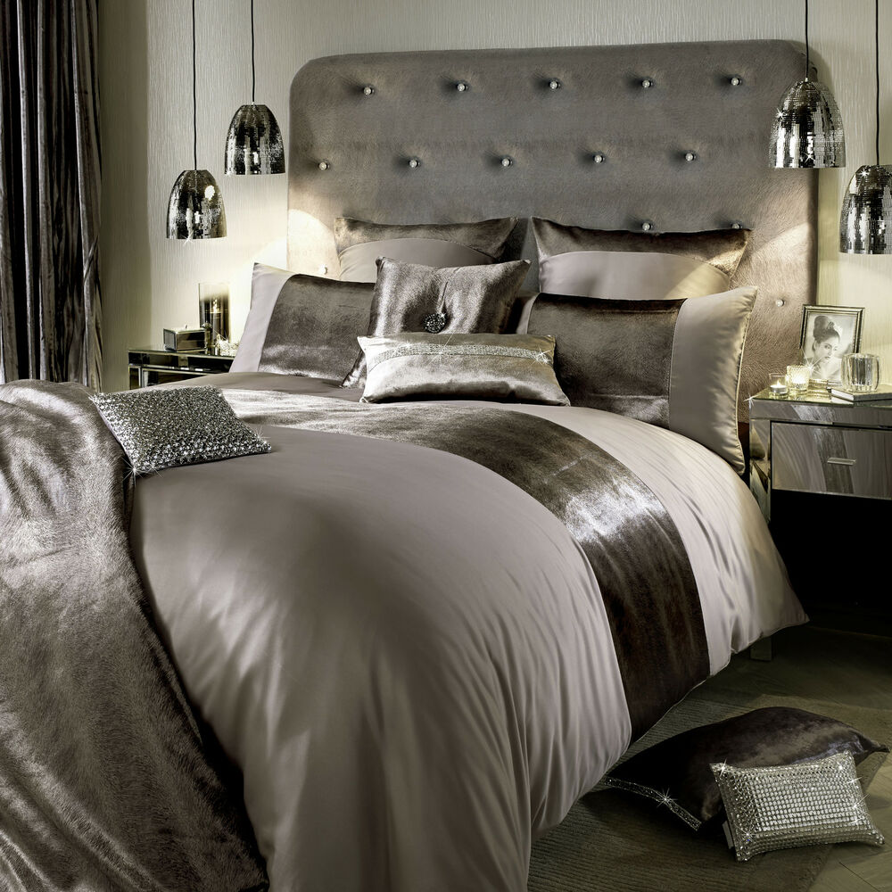 Lorenta Truffle Bedlinen By Kylie Minogue At Home 10