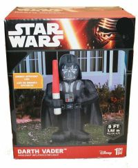 Star Wars Air Blown Darth Vader The Force Awakens NEW ...