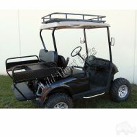 Golf Cart Roof Rack Storage System for EZGO RXV