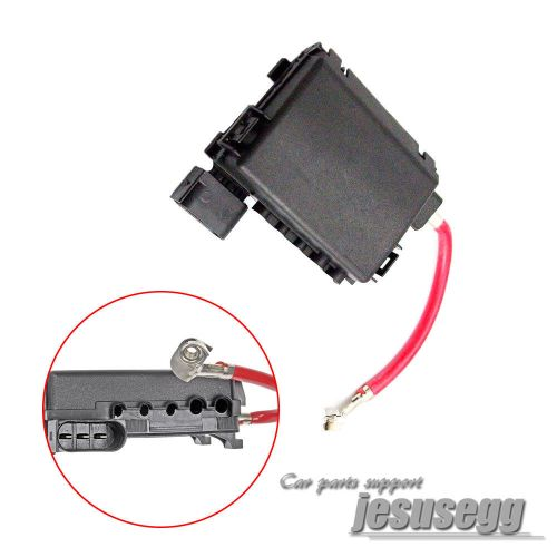small resolution of details about 1pcs battery fuse box terminal for vw golf beetle golf jetta mk4 1j0937617d