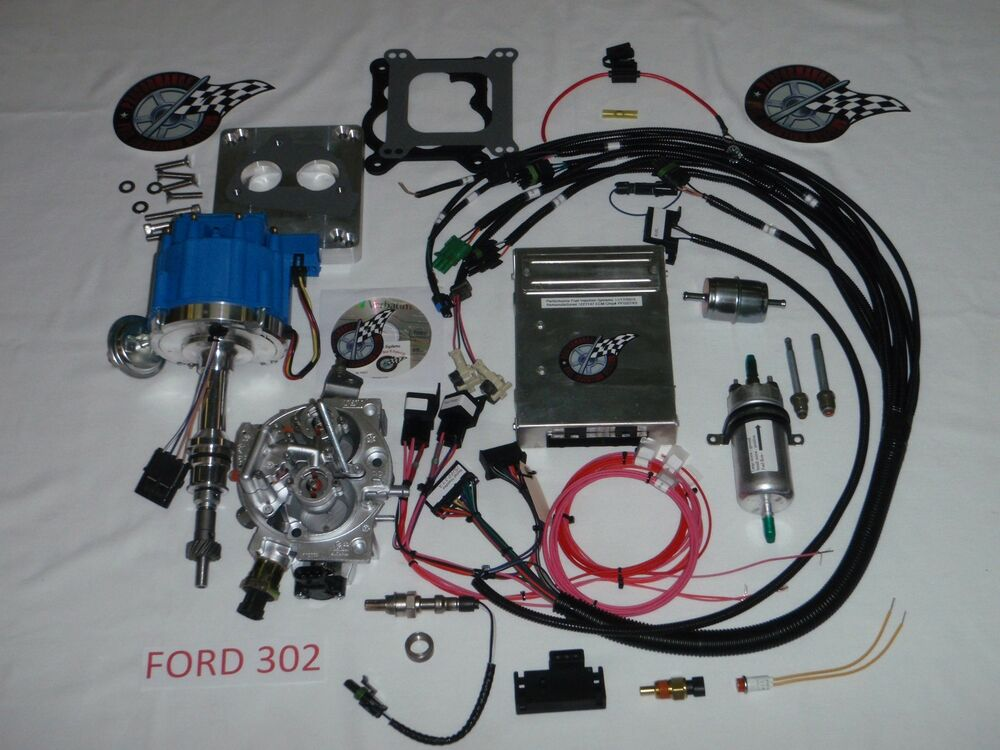 for ford 302 fuel injection wiring harness