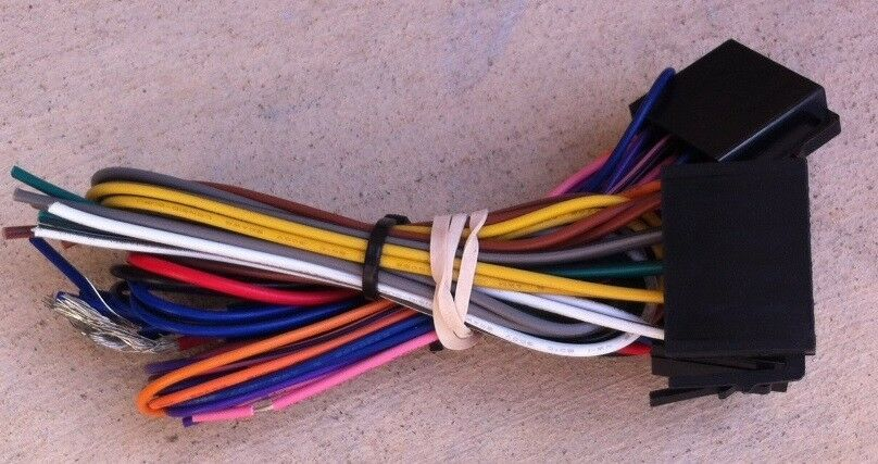 Universal Wiring Harness On Universal Ez Wiring Harness Diagrams