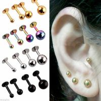 Popular Women Surgical Steel Hipsters Small Stud Earring ...