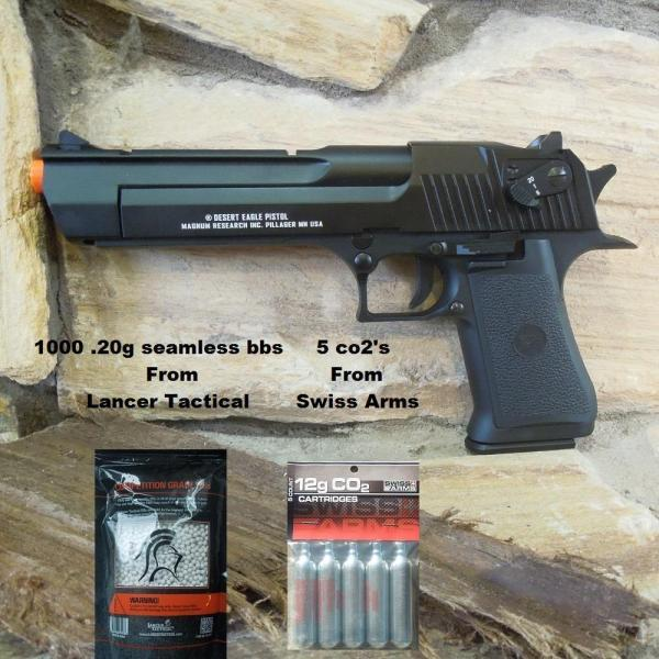 Magnum Research Desert Eagle Airsoft