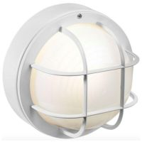 Modern Nautical Outdoor Exterior Flush Mount Light ...