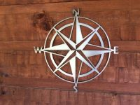 Nautical Star Metal Wall Art Home Decor Outdoor Patio