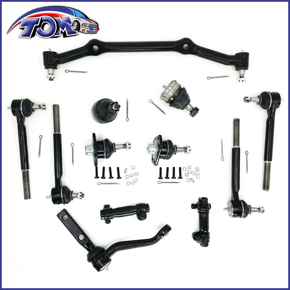 BRAND NEW 12PCS SUSPENSION KIT FOR 2WD CHEVROLET S10