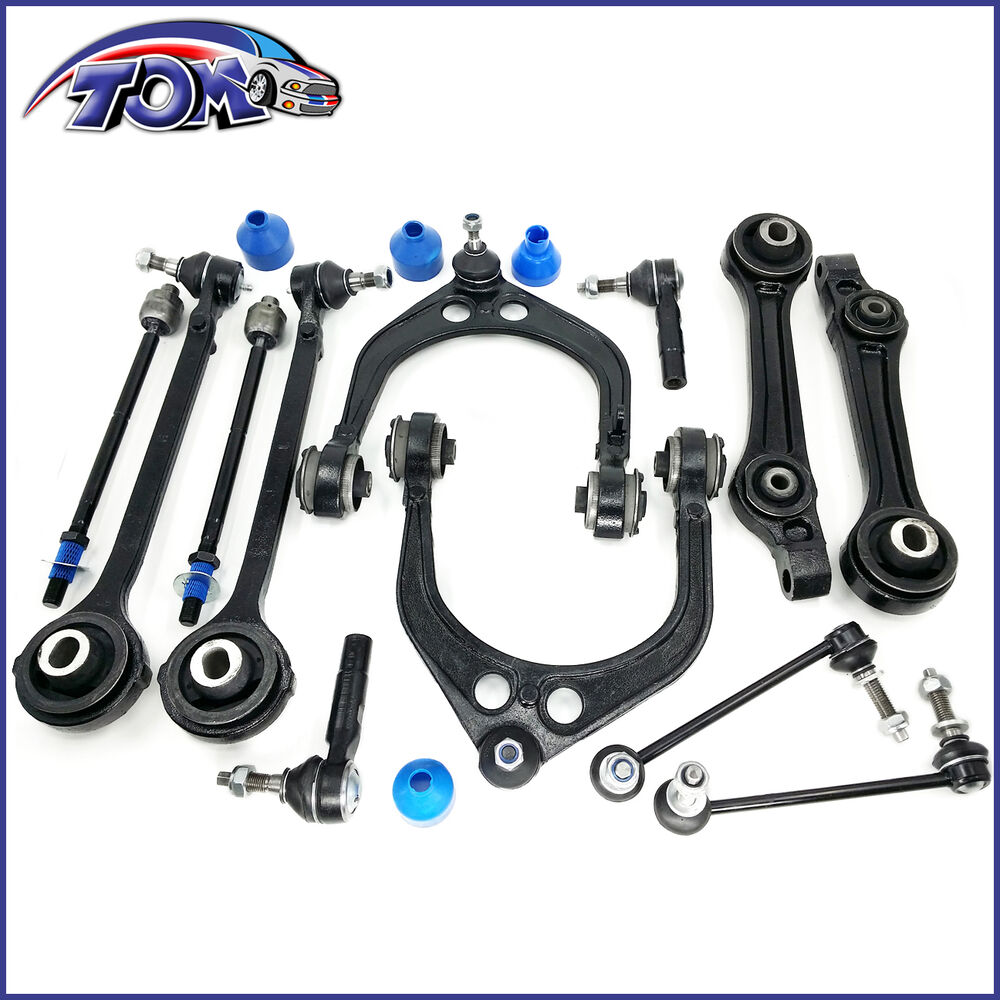 NEW 12PC SUSPENSION STEERING KIT CHRYSLER 300 05-10 DODGE