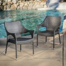 Wicker Chair Outdoor Furniture