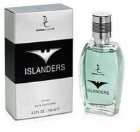 ISLANDERS Men's Designer Impression EDT 3.4 oz Cologne by