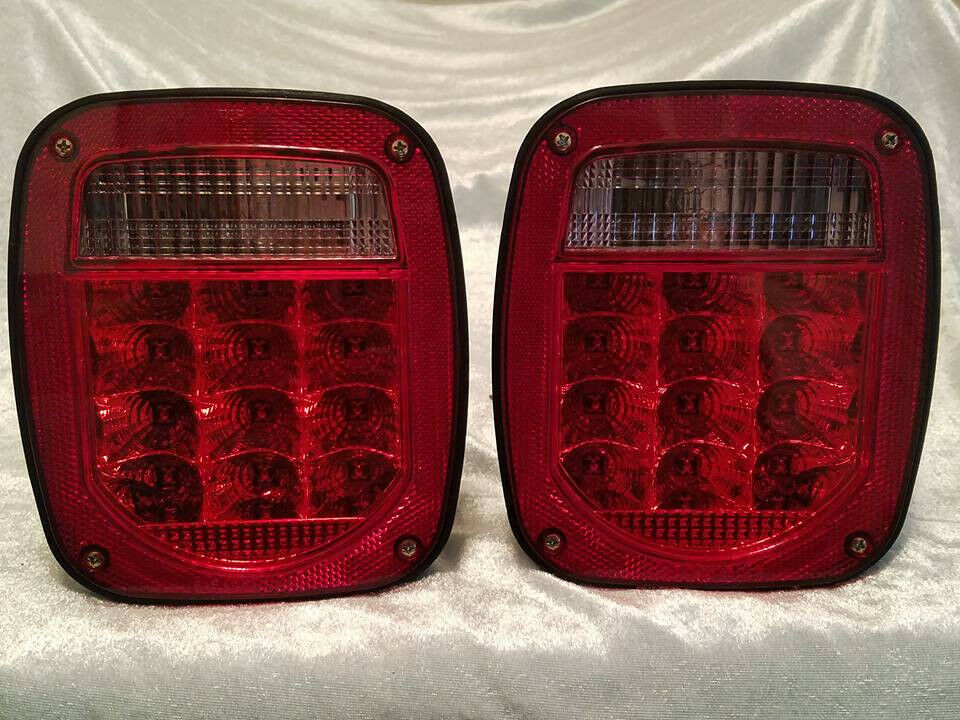jeep wrangler tj reverse lights