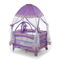 PACK AND PLAY W/ MOSQUITO NET BABY PLAYPEN INFANT BASSINET ...