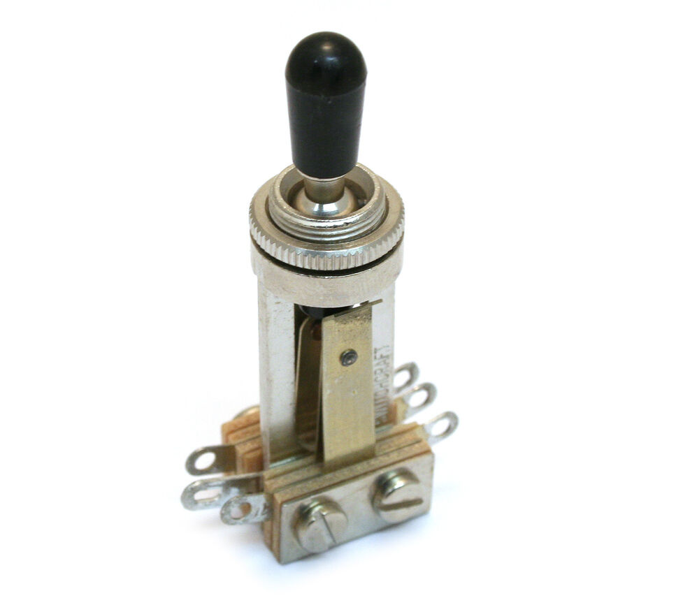 Com Switchcraft 3way Toggle Switch For 3pickup Les Paul
