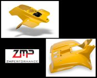 NEW SUZUKI LTF 160 LT160 LT 160E PLASTIC YELLOW FRONT AND ...