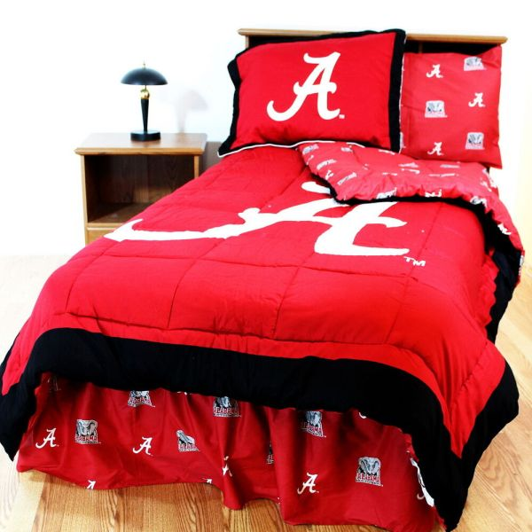 Alabama Crimson Tide Bedding Queen Size