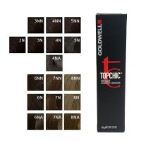 Goldwell Topchic Permanent Hair Color Tubes 2.1 oz -3~8 NN ...