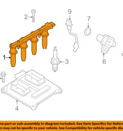 details about saturn gm oem 08 09 astra ignition coil 95517924 [ 1000 x 798 Pixel ]