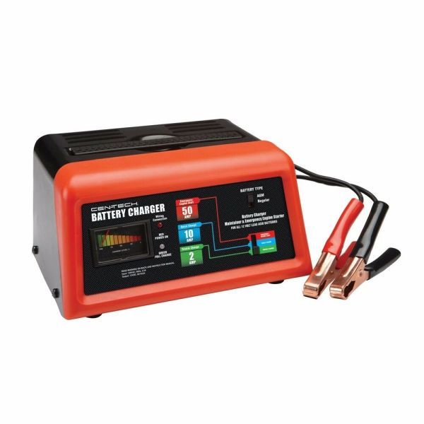 12 Volt Battery Charger Starter