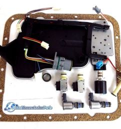 details about new 4l60e complete valve body electronic solenoid filter harness repair kit 1995 [ 1000 x 794 Pixel ]