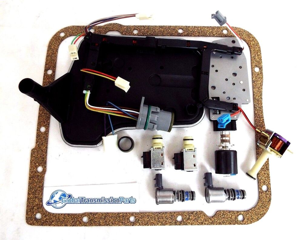 hight resolution of details about new 4l60e complete valve body electronic solenoid filter harness repair kit 1995